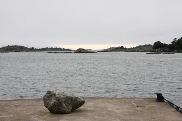 Hamnen vid Torö